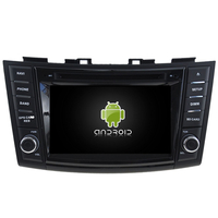 Autoradio Android 8.0 GPS DVD Bluetooth WIFI Suzuki Swift depuis 2011