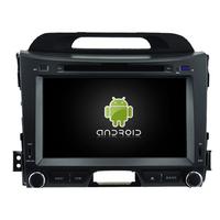 Autoradio Android 8.0 GPS Kia Sportage de 2010 à 2013 écran tactile 8 pouces