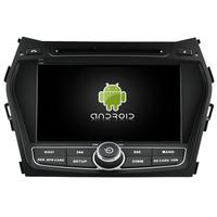 Autoradio Android 8.0 écran tactile GPS Hyundai Santa Fe (ix45)