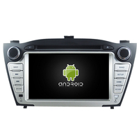 Autoradio Android 8.0 GPS Waze WIFI DVD Hyundai IX35 de 2010 à 2013