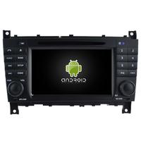 Autoradio Android 8.0 GPS Mercedes Benz Classe C W203, Classe G W467 & CLC W203