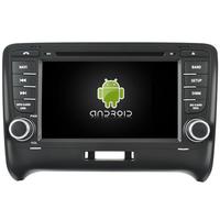 Autoradio Android 8.0 écran tactile Wifi Mirrorlink GPS Audi TT de 2006 à 2012