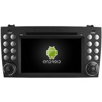 Autoradio Android 8.0 GPS écran tactile WIFI Mercedes SLK de 2004 à 2012