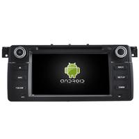Autoradio Android 8.0 GPS Wifi DVD BMW Série 3 E46 & M3 de 1998 à 2006