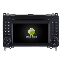 Autoradio Android 8.0 GPS Mercedes Benz Classe A, Classe B, Vito, Viano & Sprinter