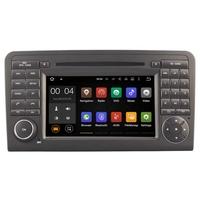 Autoradio Android 8.1 Wifi GPS Mercedes Benz ML W164 & GL X164 de 2005 à 2011