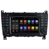 Autoradio Android 8.1 GPS Mercedes Benz Classe C W203, Classe G W467 & CLC W203