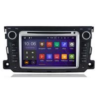 Autoradio Android 8.1 GPS Smart Fortwo de 2010 à 2014