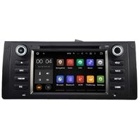Autoradio Android 8.1 GPS BMW X5 E53 & Série 5 E39 - Navigation Waze Wifi