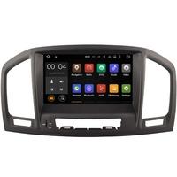 Autoradio Android 8.1 Wifi DVD GPS Bluetooth Opel Insignia de 2008 à 2011