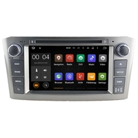 Autoradio Android 8.1 avec GPS écran tactile Toyota Avensis de 2004 à 2008