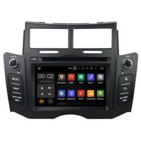 Autoradio Android 8.1 GPS Toyota Yaris de 2005 à 2011