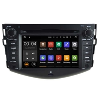 Autoradio Android 8.1 GPS Toyota Rav4 de 2006 à 2012 - Wifi USB Bluetooth Navigation Waze