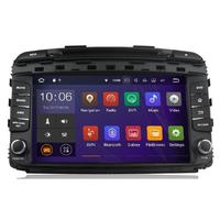 Autoradio Android 8.1 GPS écran tactile Kia Sorento depuis 2015