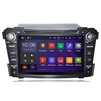 Autoradio Android 8.1 GPS Waze WIFI Hyundai i40 depuis 2011