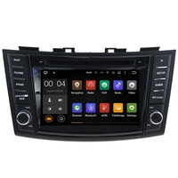 Autoradio Android 8.1 GPS DVD Bluetooth WIFI Suzuki Swift depuis 2011