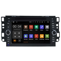 Autoradio Android 8.1 GPS Chevrolet Epica, Captiva, Spark, Aveo, Lova et Silverado