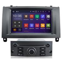 Autoradio Android 8.1 avec GPS écran tactile Peugeot 407