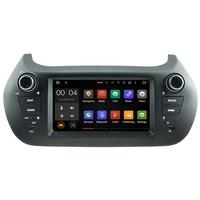 Autoradio Android 8.1 GPS Bluetooth Peugeot Bipper, Citroën Nemo et Fiat Fiorino (PAS de lecteur CD/DVD)