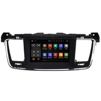 Autoradio Android 8.1 internet WIFI Navigation Peugeot 508