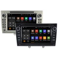 Autoradio Android 8.1 GPS DVD Bluetooth Peugeot 308 et RCZ
