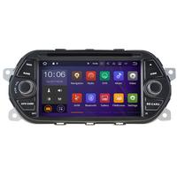 Autoradio Android 8.1 GPS Waze WIFI Fiat Tipo depuis 2016