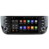Autoradio Android 8.1 internet WIFI Navigation Fiat Punto evo (PAS de lecteur CD/DVD)
