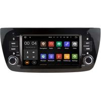 Autoradio Android 9.0 GPS écran tactile Fiat Doblo depuis 2010 (PAS de lecteur CD/DVD)