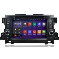 Autoradio Android 8.1 avec GPS écran tactile Mazda CX-5 depuis 2012