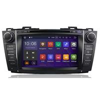 Autoradio Android 8.1 Wifi GPS DVD Mazda 5 de 2010 à 2013