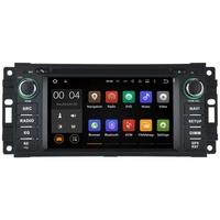 Autoradio Android 8.1 Wifi GPS Dodge Dakota, Magnum, Durango, Avenger, Grand Caravan