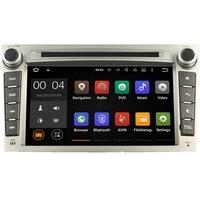 Autoradio Android 8.1 écran tactile Subaru Legacy et Outback de 2010 à 2013