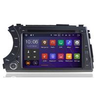 Autoradio Android 8.1 GPS Ssangyong Actyon & Kyron de 2006 à 2010