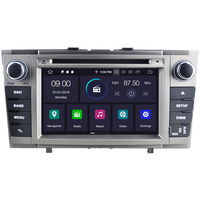 Autoradio Android 9.0 Wifi GPS DVD Toyota Avensis de 2008 à 2013