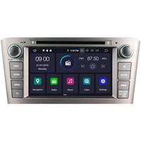 Autoradio Android 9.0 avec GPS écran tactile Toyota Avensis de 2004 à 2008