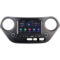 Autoradio Android 9.0 GPS tactile Mirrorlink Hyundai i10 depuis 2014