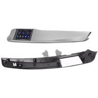 Autoradio Android 9.0 GPS DVD écran tactile Alfa Romeo Giulietta