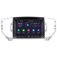 Autoradio Android 9.0 GPS écran tactile Kia Sportage depuis 2016