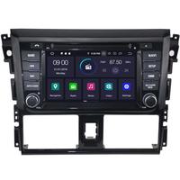 Autoradio Android 9.0 Wifi GPS écran tactile Toyota Yaris depuis 2014