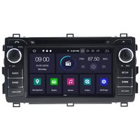 Autoradio Android 9.0 Wifi GPS Toyota Auris depuis 2013