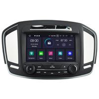 Autoradio Android 9.0 GPS écran tactile Opel Insignia depuis 2014