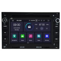 Autoradio Android 9.0 tactile Internet GPS Volkswagen Golf 4, Passat, Lupo et Polo
