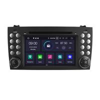 Autoradio Android 9.0 GPS écran tactile WIFI Mercedes SLK de 2004 à 2012
