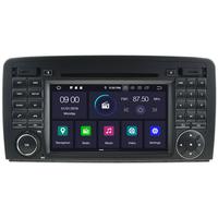 Autoradio Android 9.0 GPS Waze WIFI Mercedes Classe R de 2006 à 2012