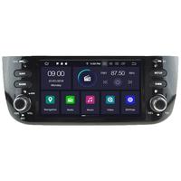 Autoradio Android 9.0 internet WIFI Navigation Fiat Punto evo (PAS de lecteur CD/DVD)