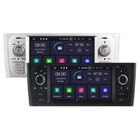 Autoradio Android 9.0 GPS Navigation tactile Fiat Grande Punto et Linea (PAS de lecteur CD/DVD)