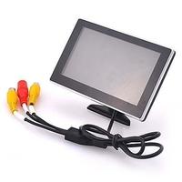 """Ecran 4,3"""" LCD pour caméra de recul"""