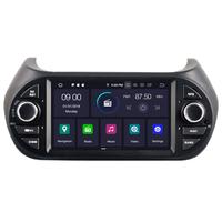 Autoradio Android 9.0 GPS Bluetooth Peugeot Bipper, Citroën Nemo et Fiat Fiorino (PAS de lecteur CD/DVD)
