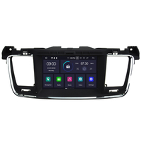 Autoradio Android 9.0 internet WIFI Navigation Peugeot 508