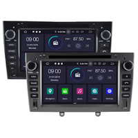 Autoradio Android 9.0 GPS DVD Bluetooth Peugeot 308 et RCZ